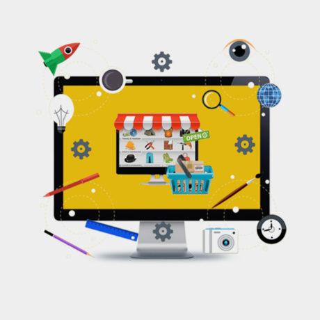 diseño de tiendas online en Albacete